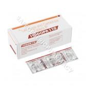 Syndopa 110mg Tablet (Carbidopa/Levodopa)