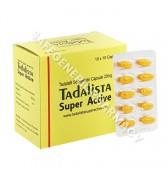 Tadalista Super Active 20mg Capsule