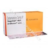 Tegrital 400mg Tablet (Carbamazepine)