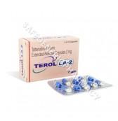 Terol LA 2mg Capsule (Tolterodine)