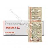 Tonact EZ Tablets (Atorvastatin/Ezetimibe)