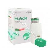 Triohale Inhaler (Tiotropium/Formoterol /Ciclesonide)