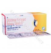 Voveran SR-75mg Tablets (Diclofenac Sodium)