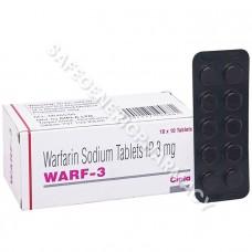 Warf 3mg