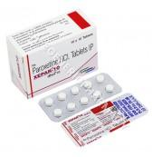 Xepar 10 (Paroxetine 10mg)