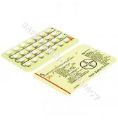Yaz Tablet (Drospirenone/Ethinylestradiol)